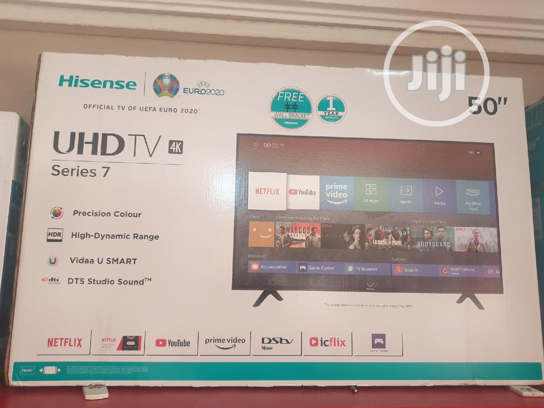 Hisense Uhd TV 4K