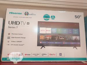 Hisense Uhd TV 4K | TV & DVD Equipment for sale in Abuja (FCT) State, Wuse