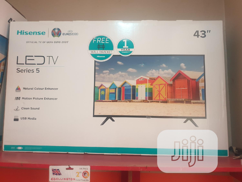43 Hisense LED Tv