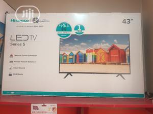 43 Hisense LED Tv | TV & DVD Equipment for sale in Abuja (FCT) State, Wuse