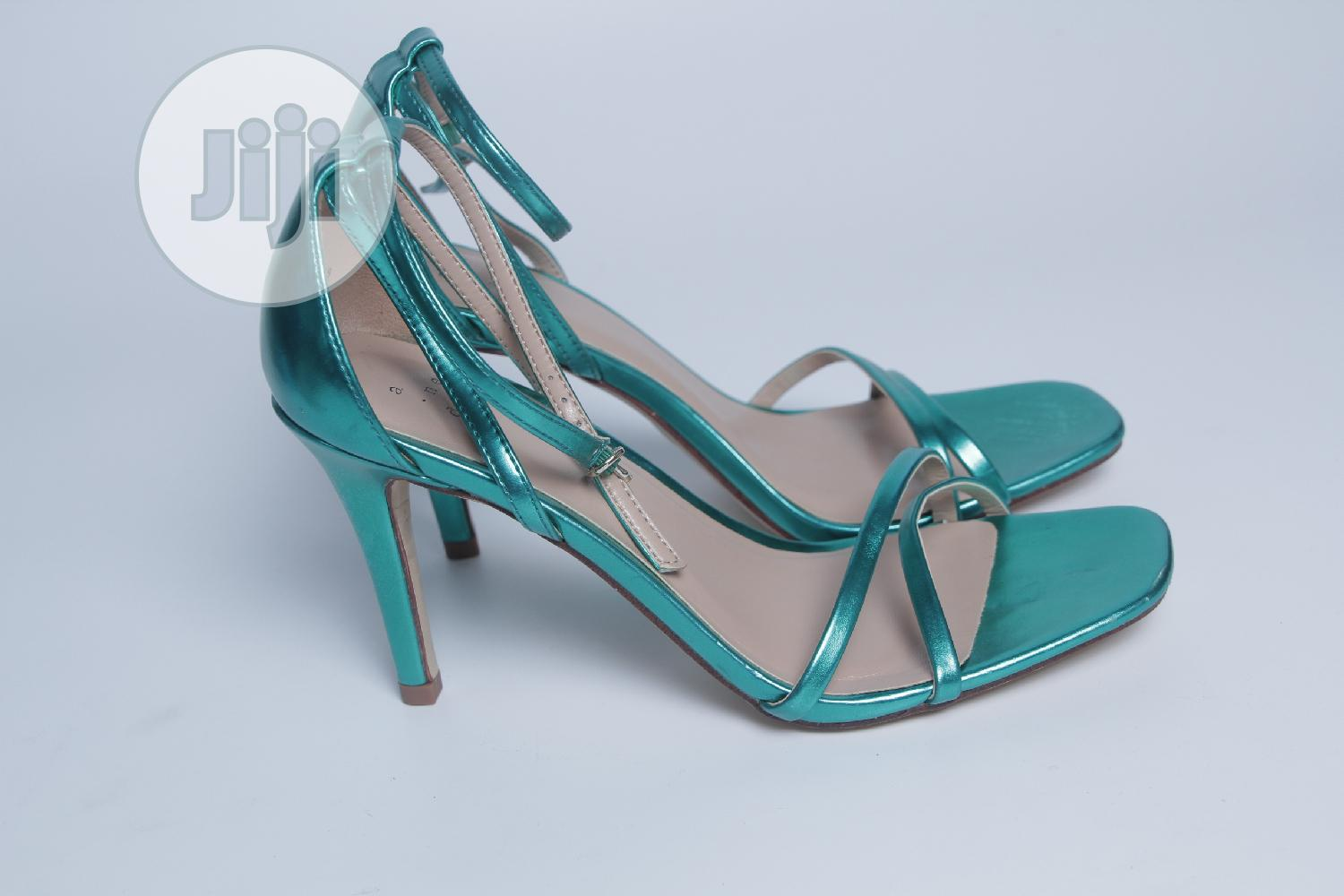 Open Toe 3inches | Shoes for sale in Yaba, Lagos State, Nigeria