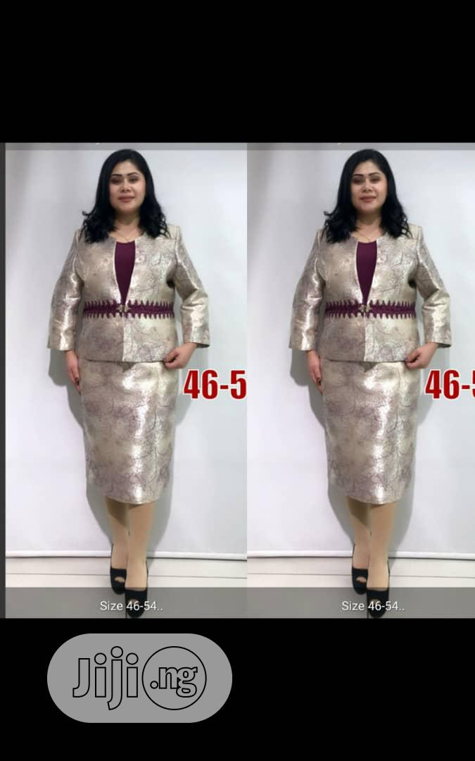 Quality Turkish Ladies Suit | Clothing for sale in Amuwo-Odofin, Lagos State, Nigeria