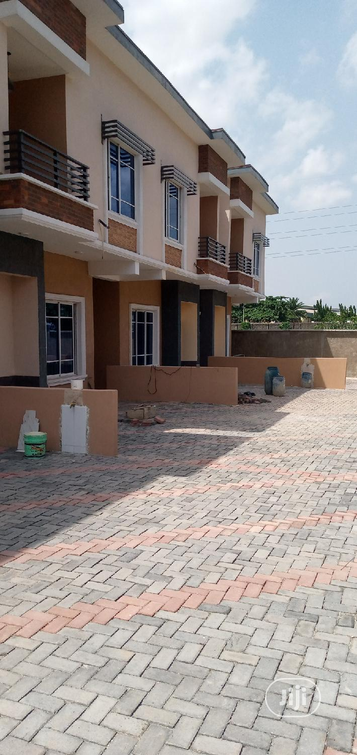 4 Bedroom Terrace With A Room Bq In A Secure Estate