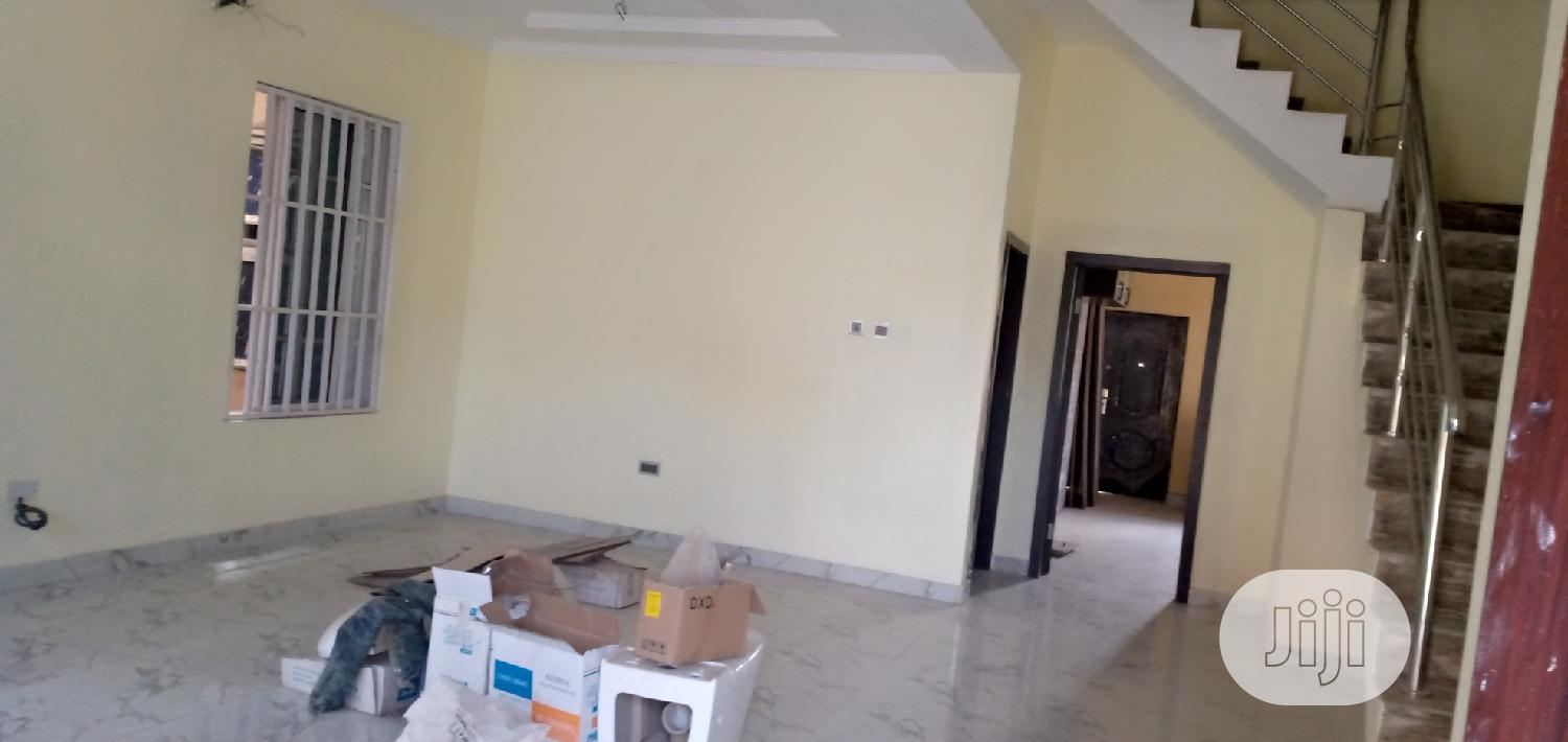 4 Bedroom Terrace With A Room Bq In A Secure Estate | Houses & Apartments For Sale for sale in Ikeja, Lagos State, Nigeria