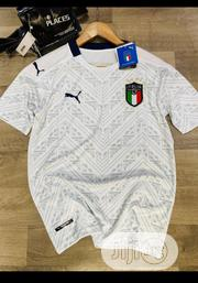 Italy Official White Jersey | Clothing for sale in Lagos State, Surulere