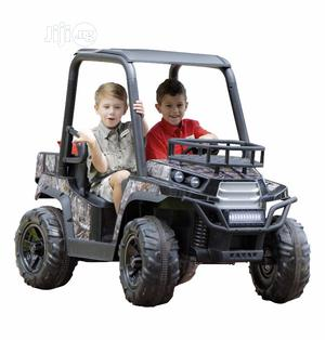 Realtree 24 Volt UTV Ride on by Dynacraft Age 3-8 | Toys for sale in Lagos State, Alimosho