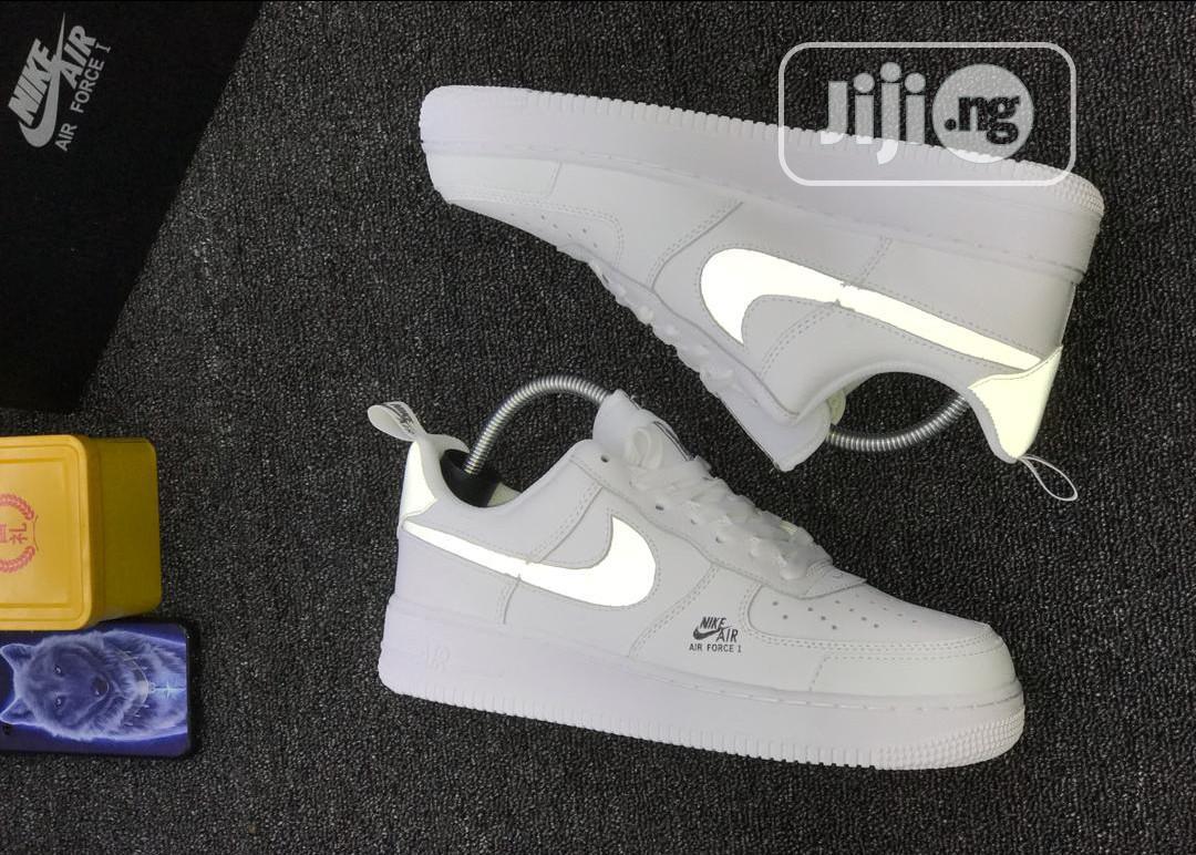 Nike Unisex White Sneakers