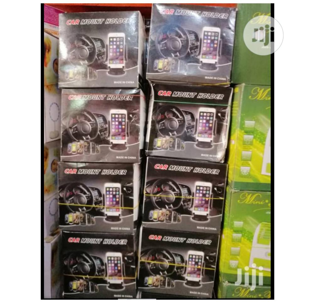 Car Phone Holder | Vehicle Parts & Accessories for sale in Ikeja, Lagos State, Nigeria