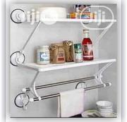 Kitchen And Toilet Wall Rack/Shelf | Home Accessories for sale in Lagos State, Ikeja