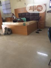6×6 MDF King Size Bed With 2 Drawers Both Sides | Furniture for sale in Enugu State, Enugu