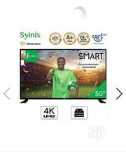 Synix 4K Smart UHD TV 65inches | TV & DVD Equipment for sale in Abuja (FCT) State, Wuse 2