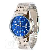 Unisex Silver Wristwatch | Watches for sale in Lagos State, Isolo