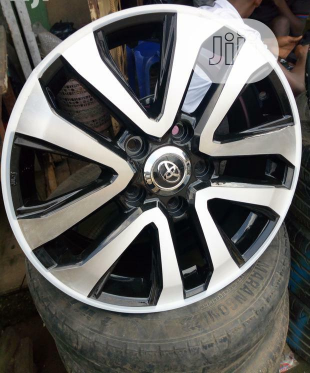 20inch Toyota Tundra Alloy Wheels/ Rim