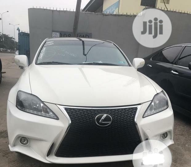 Lexus Is250 Upgrade From 2008 To 2014