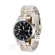 Unisex Silver Watch | Watches for sale in Lagos State, Isolo