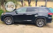 Toyota Highlander 2018 XLE 4x2 V6 (3.5L 6cyl 8A) Black | Cars for sale in Lagos State, Amuwo-Odofin