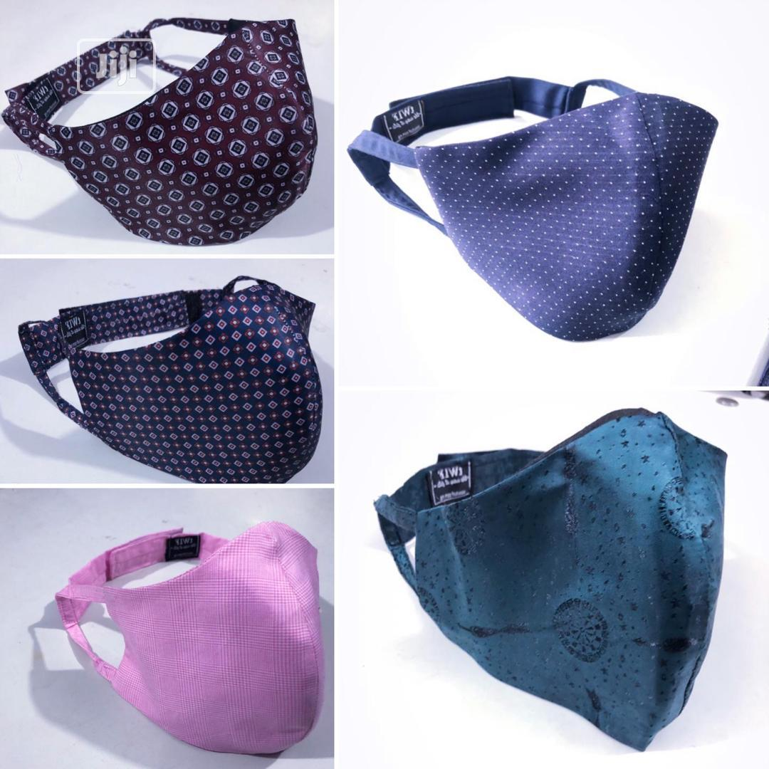 Comfy And Fashionable Face Masks | Clothing Accessories for sale in Maitama, Abuja (FCT) State, Nigeria