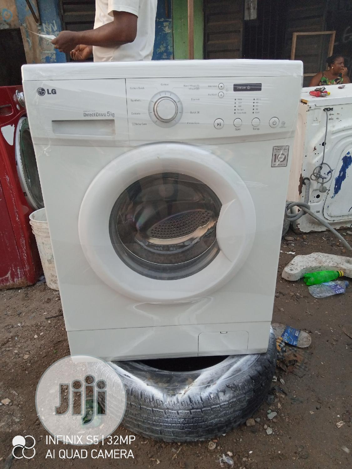 Selling and Repairs of Washing Machine | Home Appliances for sale in Surulere, Lagos State, Nigeria