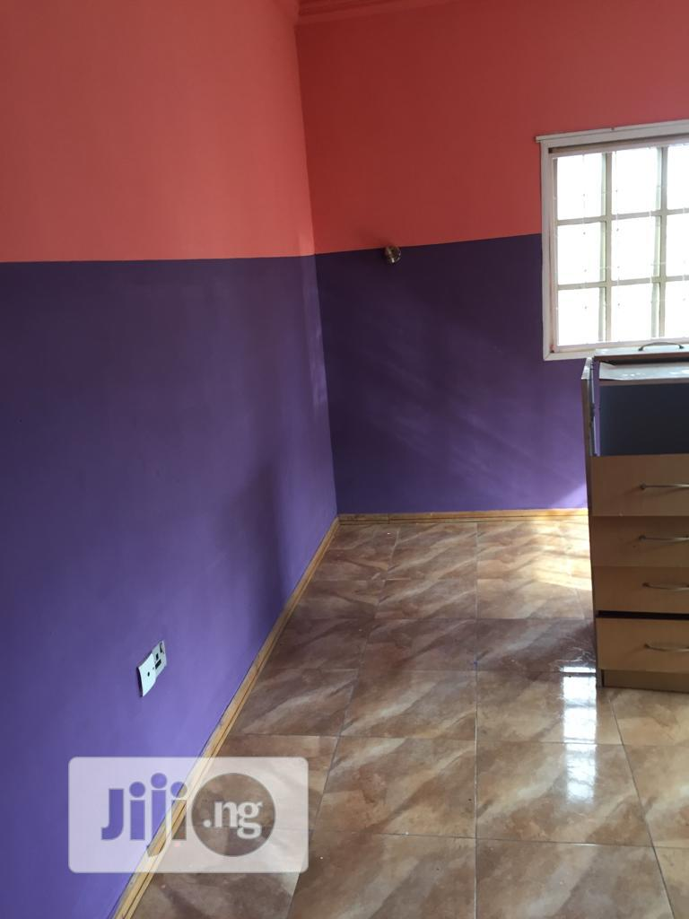 Archive: Fully Detached 4 Bedroom Duplex With 2 Rooms Bq In A Mini Estate.