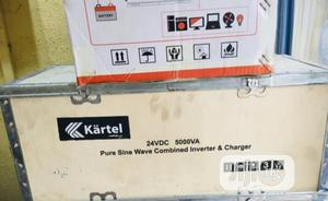 Kartel 5kva 24v Inverter   Electrical Equipment for sale in Lagos State, Ojo