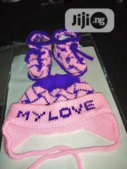 Customized Baby's Cap/Booty   Children's Clothing for sale in Lagos State, Ikorodu