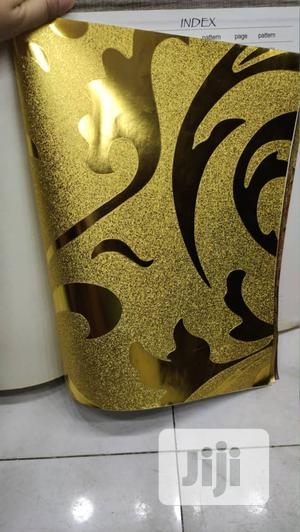3D Gold Wallpaper   Home Accessories for sale in Lagos State, Orile