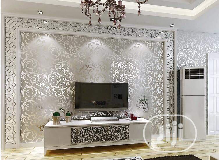 3D Glitter Wallpaper