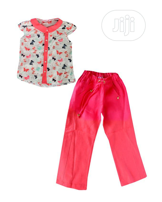 Archive: Lovely Turkey Shirts and Trousers (Different Colors Available)
