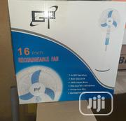 """GP DC/AC Rechargeable Fan 16""""   Home Appliances for sale in Lagos State, Ojo"""
