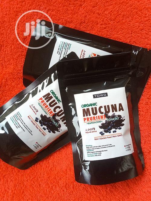 Organic Mucuna Pruriens (Kapikachhu) - 100g Boosts Sperm Count