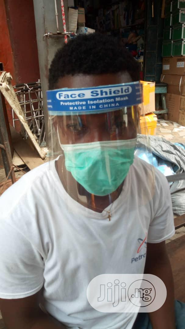 Face Shield | Safety Equipment for sale in Oshodi, Lagos State, Nigeria