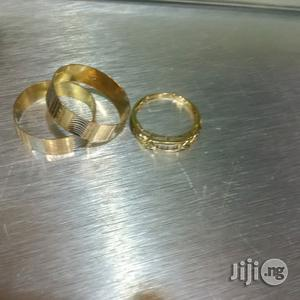 18 Karat Pure Gold Wedding Ring Set Italy 750 | Wedding Wear & Accessories for sale in Lagos State