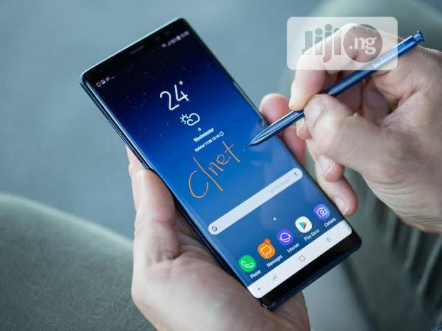 New Samsung Galaxy Note 10 Lite 128 GB Black