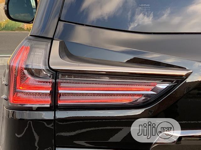 New Lexus LX 570 2019 Three-Row Black | Cars for sale in Lekki, Lagos State, Nigeria