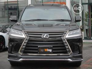 New Lexus LX 570 2019 Black   Cars for sale in Lagos State, Maryland