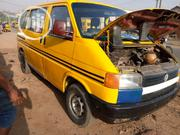 A Very Good Clean Used Volkswagen Transporter 1998 Yellow | Buses & Microbuses for sale in Lagos State, Egbe Idimu