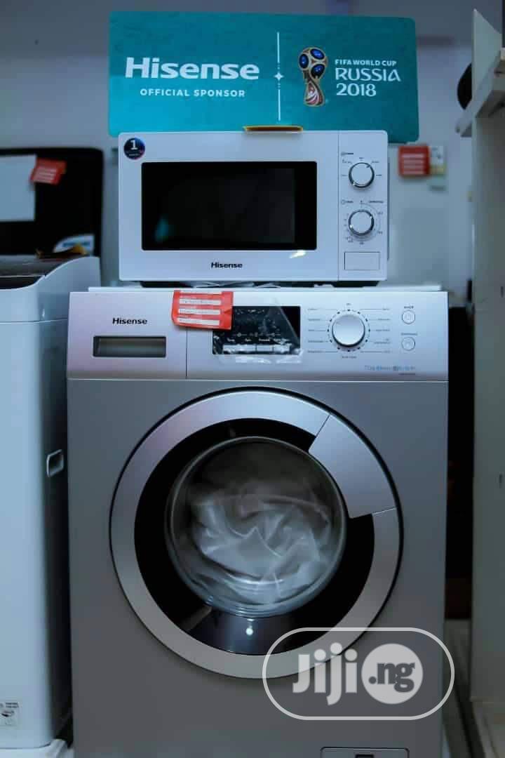 8kg Hisense Washing Machine