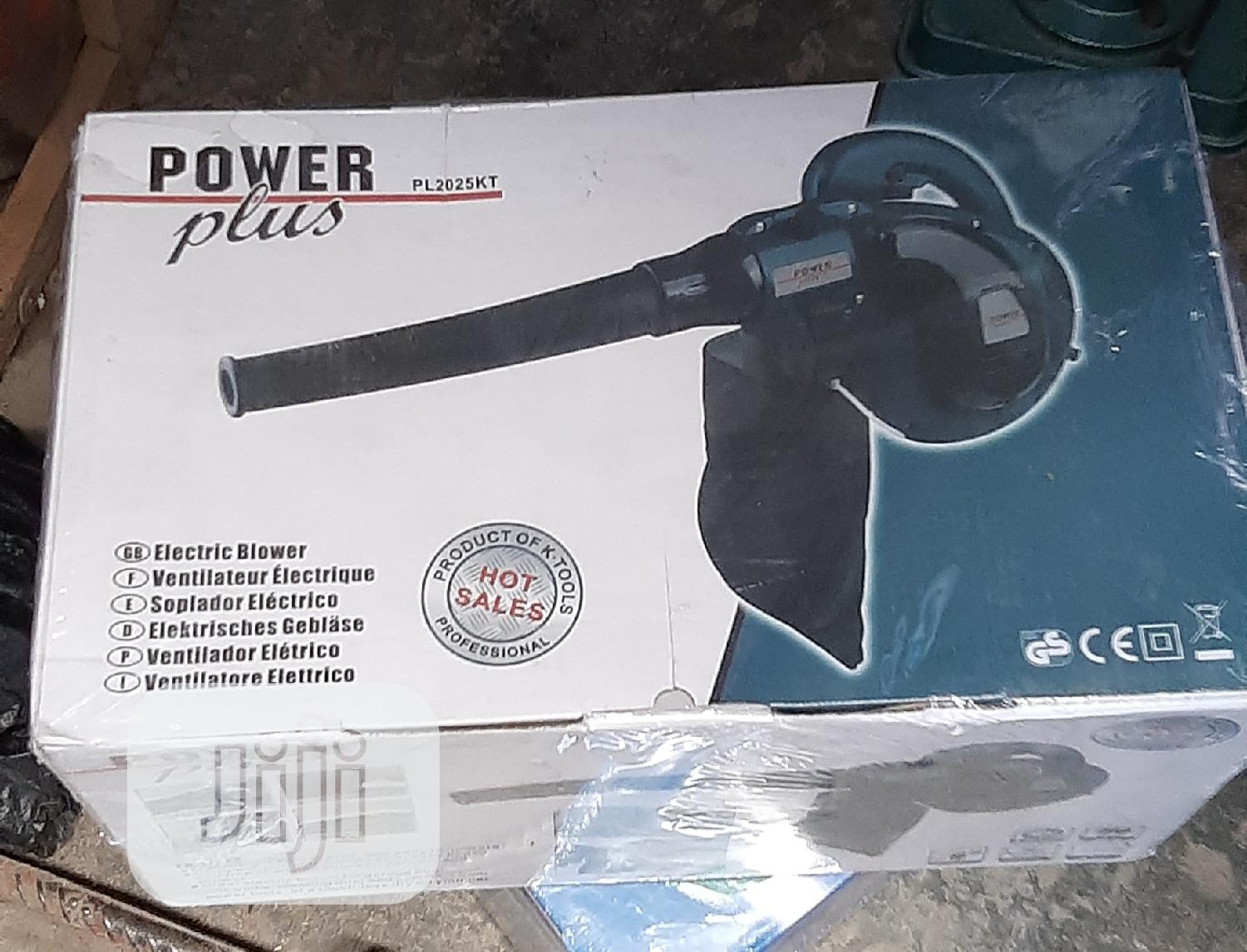 Air Blower And Vacuum