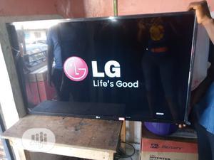 55 Inches Smart L. G TV