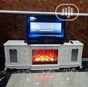 Fire Frame Tv Shelf | Furniture for sale in Lagos State, Lekki Phase 2