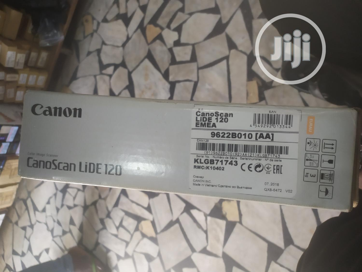 Canon Lide 120 | Printers & Scanners for sale in Apapa, Lagos State, Nigeria