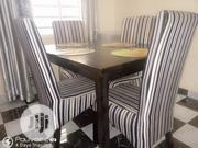 A Clean Four Seaters Dining Set For Sale | Furniture for sale in Lagos State, Ajah