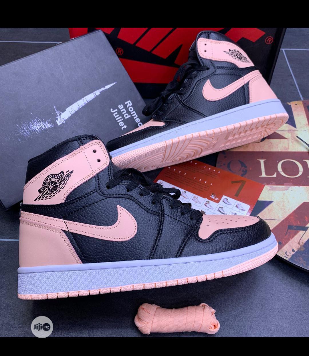 Nike Men's Hightop Sneakers