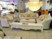 Complete Set Sofa Chairs Center Table And Tv Shelf | Furniture for sale in Lagos State, Lekki Phase 2
