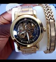 Rolex Gold Wristwatch & Rolex Gold Bracelet | Jewelry for sale in Lagos State, Surulere