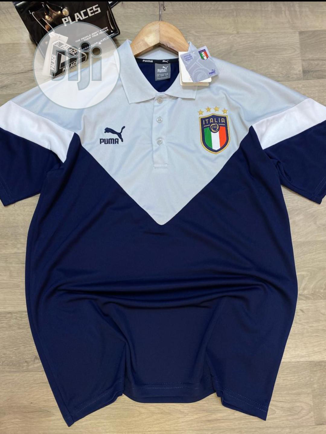 Italy Official Men's Polo Shirt