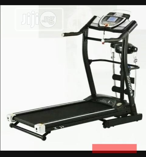 1.5HP American Fitness Treadmill With Massager