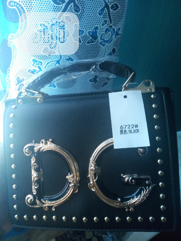 Archive: Black D&G Bag