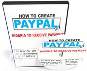 How to Open a Paypal Account That Can Receive Payments in Nigetia | Computer & IT Services for sale in Sokoto State, Sokoto South