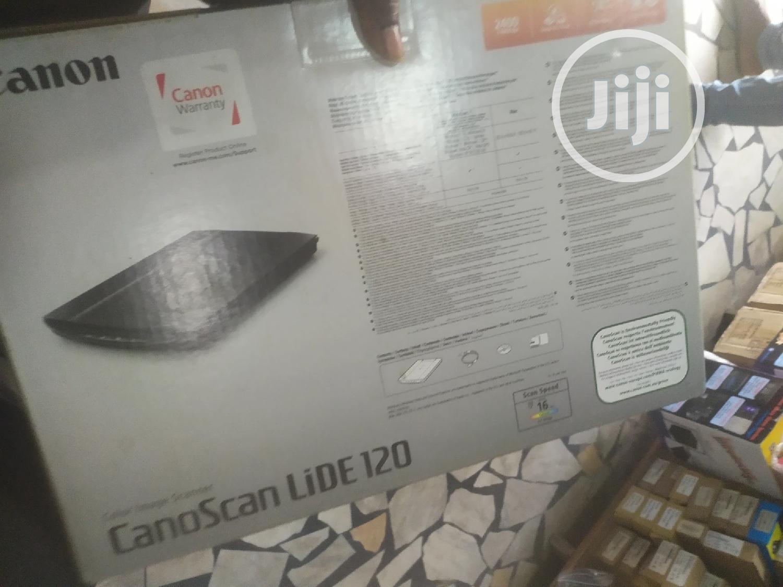 Canon Lide 120